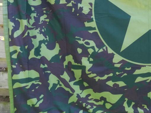 waterafstotend picknickleed camouflage