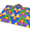 waterafstotend picknickkleed Colourful Joy