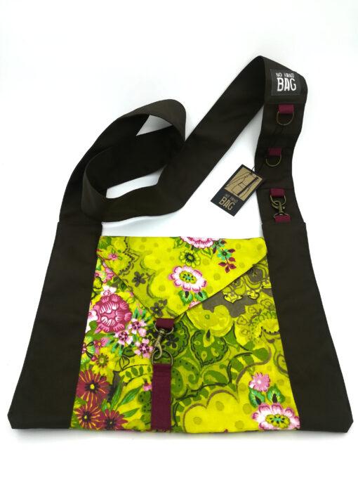 flower power no handbag