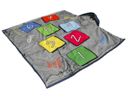 Waterafstotend picknickkleed Grafitti Blox