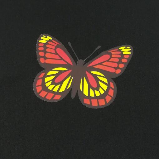 vera vlinder detail draagtas